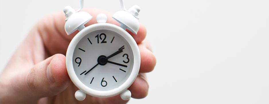 Maak je niet druk time management tips voor stressy managers