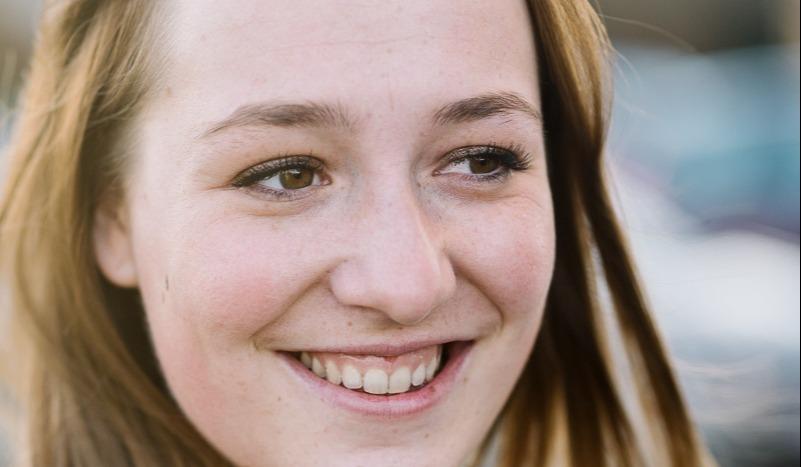 Het verhaal van Charlotte, Topstarter in Business Analyse