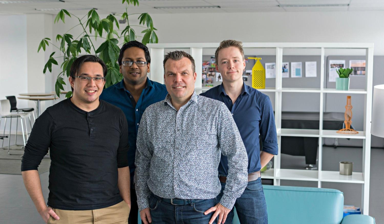 Jim van Inventive Designers met topstarters van Planet Talent