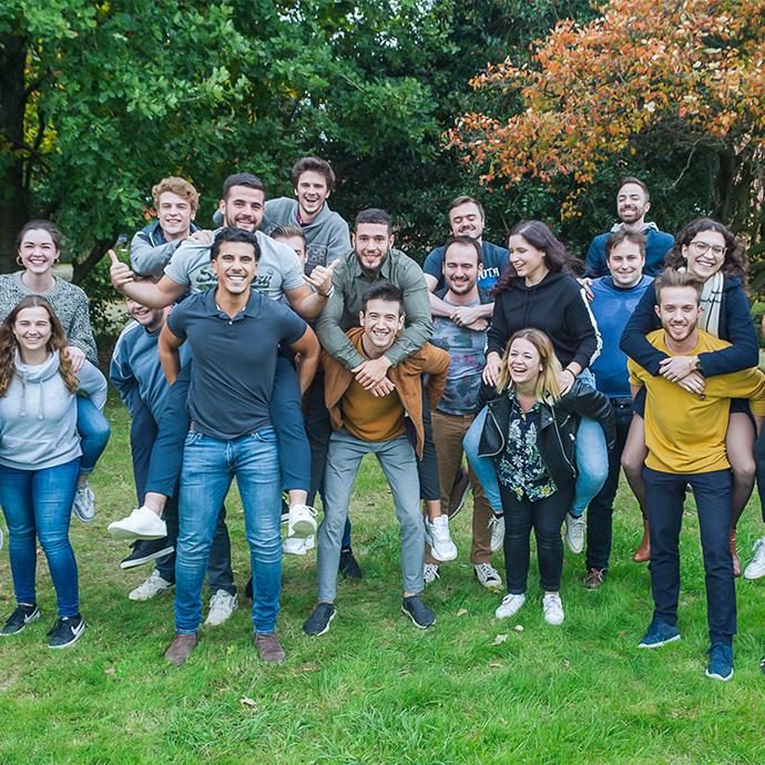 Topstarters van Planet Talent