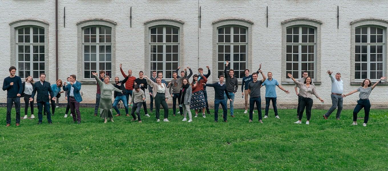 Het Planet Talent team